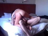 Sex With A Colleague In A Hotelroom