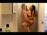 College Fuckbuddies Shower Sextape