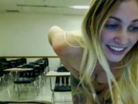 videos super big tits step daughter teen in college classroom rub pussy til cum
