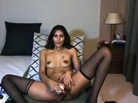 Solo Indian princess masturbating
