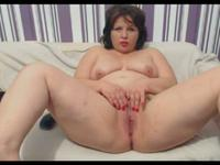 One of the hottest BBWs online