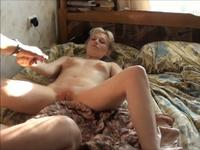 His hard boner is ready for her